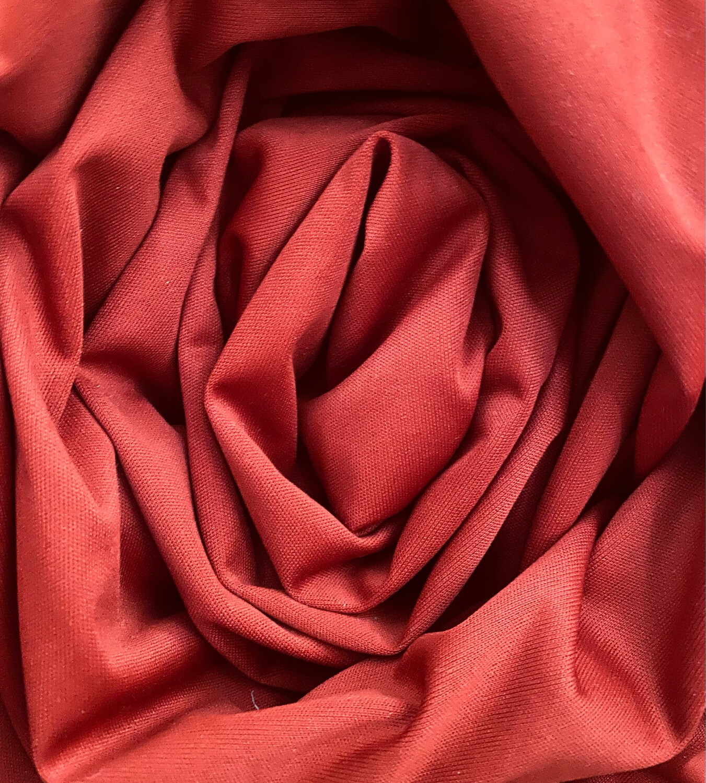 Easy Peasies® PUL | Canadian Cloth Diaper Fabric 1/2m | Rust