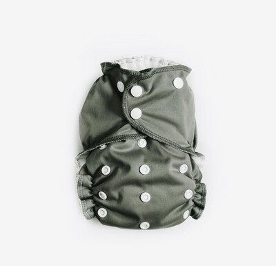 Easy Pocket™ One Size Cloth Pocket Diaper - Winter Fog