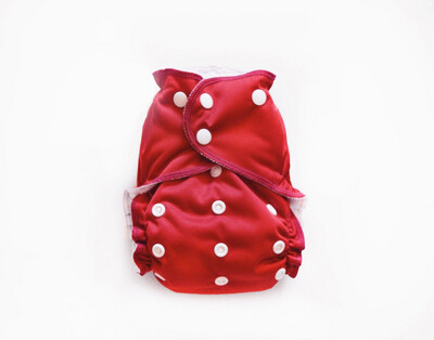 Easy Peasies® One Size Cloth Pocket Diaper | Maple