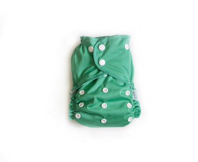 Easy Peasies® One Size Reusable Cloth Pocket Diaper | Spring