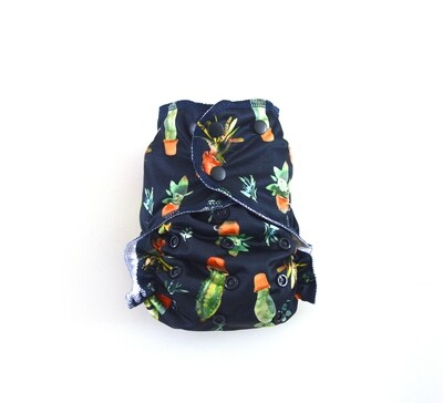 Easy Peasies® One Size Pocket Cloth Diaper |  Stuck on You