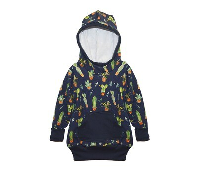 Little Sprout™ One-Size Grow with Me Hoodie   Stuck On You