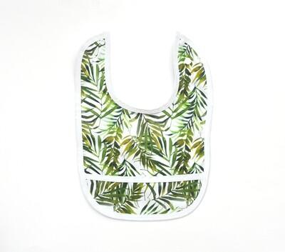Easy Peasies® Stay Clean Pocket Bib | Palm Springs
