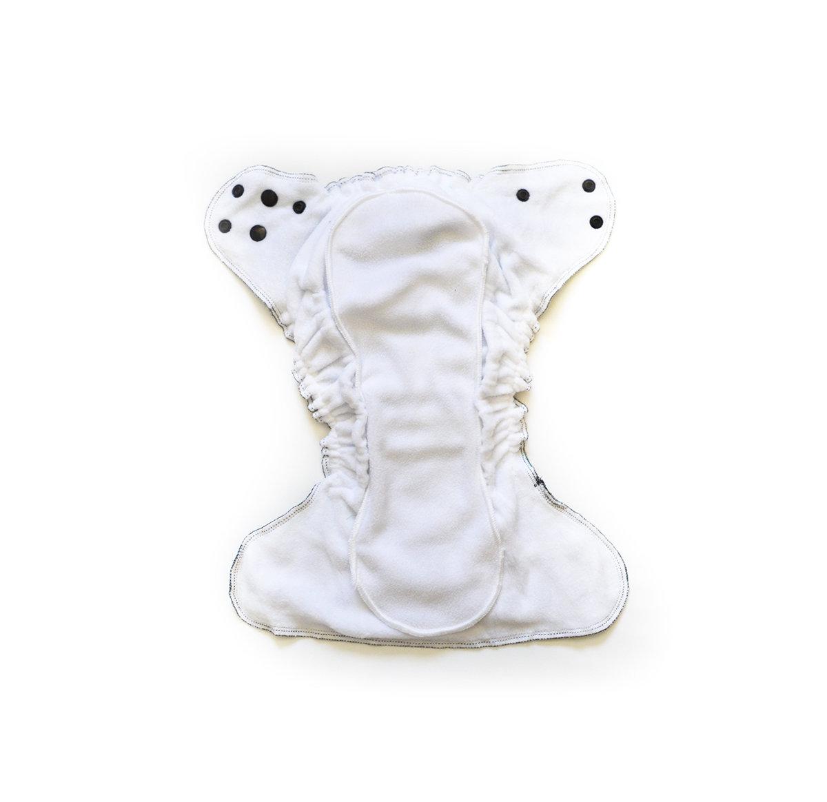 Set of 6 Easy Peasies® Cloth Diaper Fleece Liners