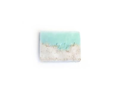 Mint Condition Simply Good™ Triple Butter Vegan Soap Bar