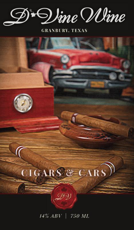 Cigars & Cars (Cabernet Sauvignon)