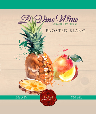 Frosted Blanc - (Tropical Pineapple Mango)