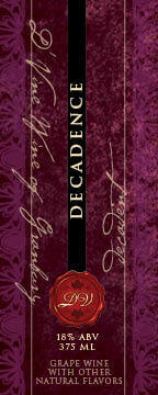 Decadence - (Chocolate Raspberry Port)