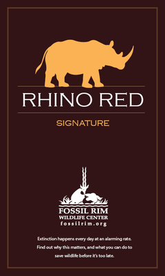 Rhino Red - (Red Blend)