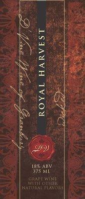 Royal Harvest - (Pumpkin Spice Port)