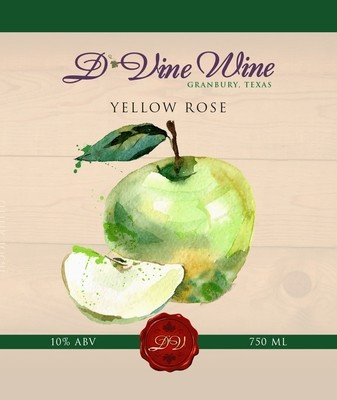 Yellow Rose – (Green Apple Riesling )