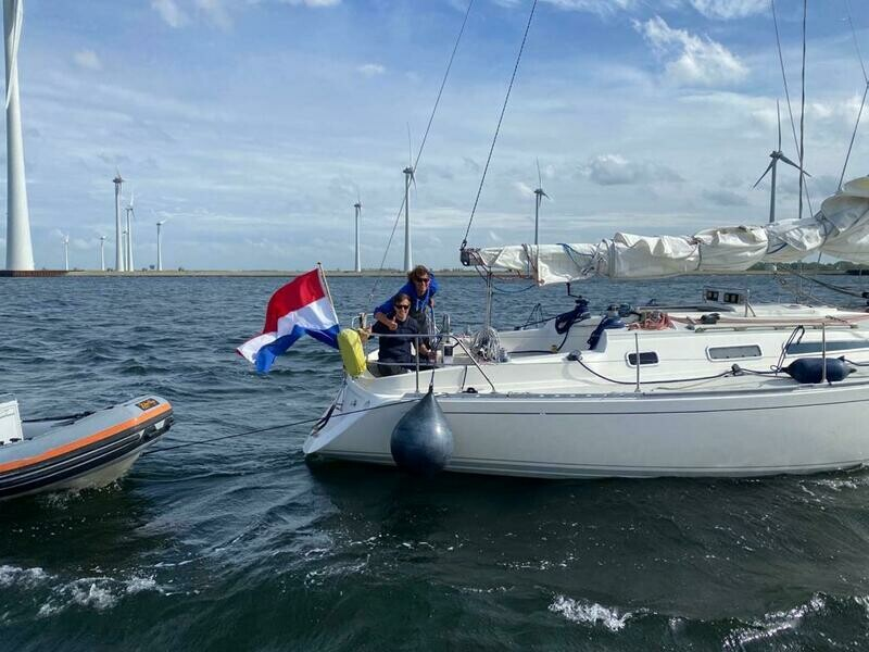 Flottielje Zeeland Week 31 (1 aug - 6 aug 2021)