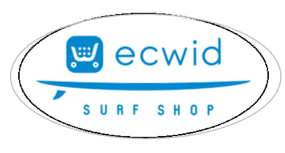 Surf Shop Sticker