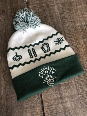 VT Brew Fest Pom Hat