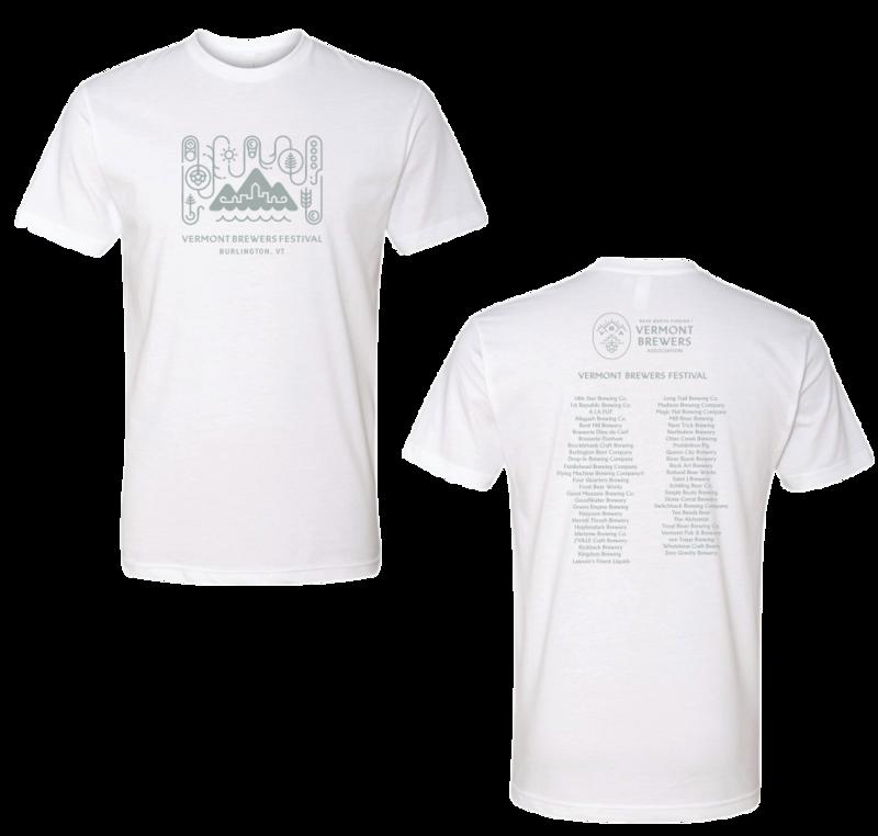 VT Brewers Festival 2019 T-Shirt