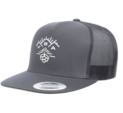 VT Brewers VBA Charcoal Trucker Hat