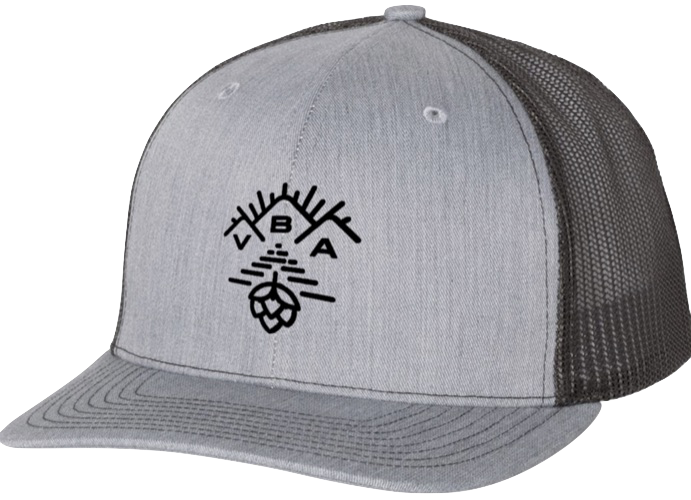 VT Brewers VBA Gray Trucker Hat