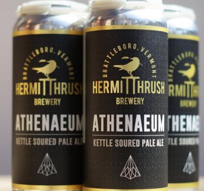 Hermit Thrush Brewery Athenaeum 4-Pack