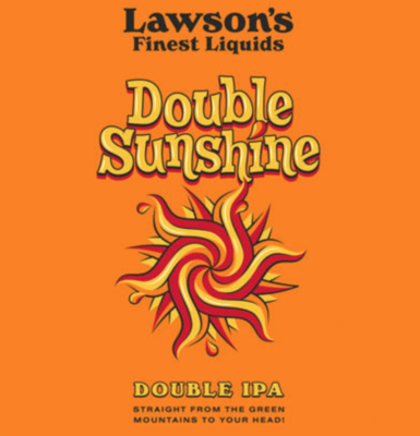 Lawson's Finest Liquids Double Sunshine 4-Pack