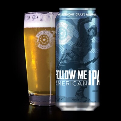 14th Star Brewing Co. Follow Me Single 16oz Can