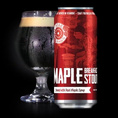 14th Star Brewing Co. Maple Breakfast Stout 4-Pack