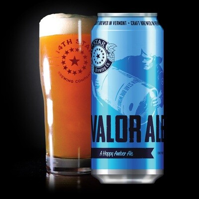 14th Star Brewing Co. Valor Ale 4-Pack