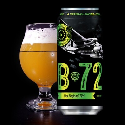 14th Star Brewing Co. B-72 4-Pack