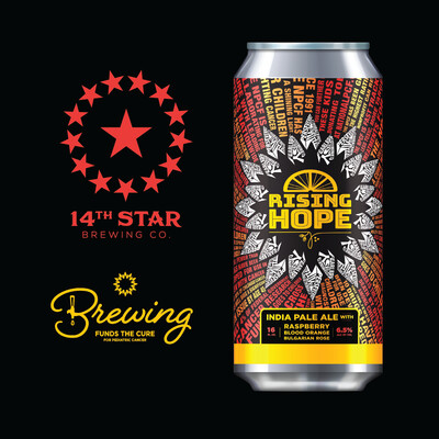 14th Star Brewing Co. Rising Hope 4-Pack