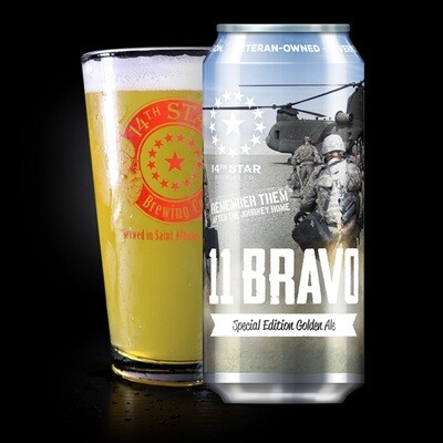 14th Star Brewing Co. Bravo 11 4-Pack