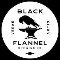 Black Flannel Brewing Co. Rojo Amarillo 4-Pack
