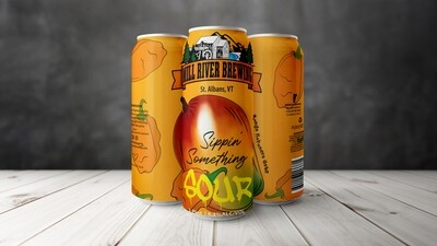 Mill River Brewing Sippin' Something Sour 4-Pack