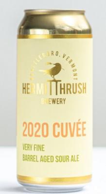 Hermit Thrush Brewery 2020 Cuvee 4-Pack