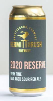 Hermit Thrush Brewery 2020 Reserve 4-Pack