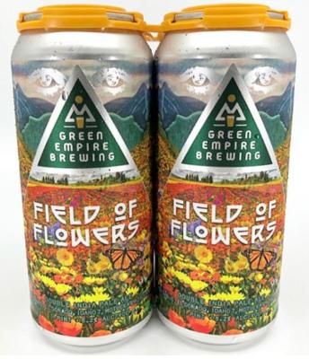 Green Empire Brewing Field of Flowers Field Of Flowers 4-Pack