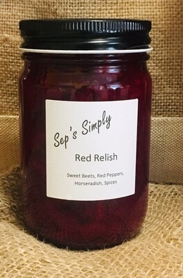 Ruby Red Relish