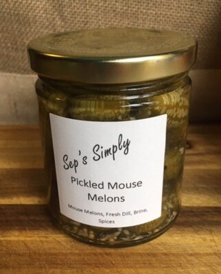 Pickled Mouse Melons