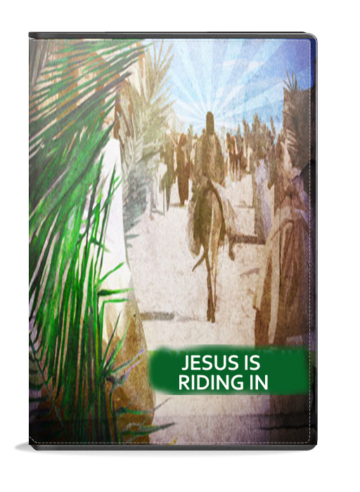 He's Riding In - DVD