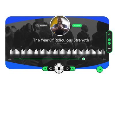 The Year Of Ridiculous Strength - mp3
