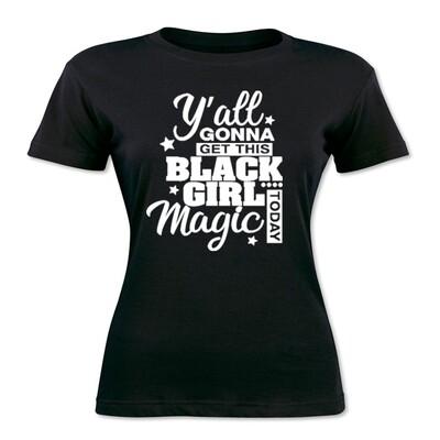 Black Girl Magic Tees