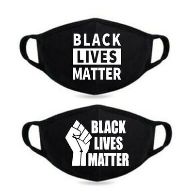 Black Lives Matter / Custom Mask