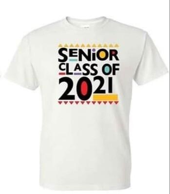Custom Senior Graduation Tees