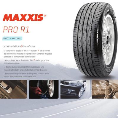 Neumatico Maxxis Pro R1 195/55 R15 85V