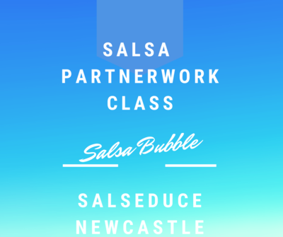 Salsa Partnerwork 4 Week Couple Class Pass