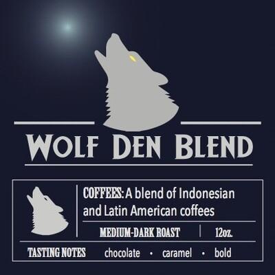 Wolf Den Blend