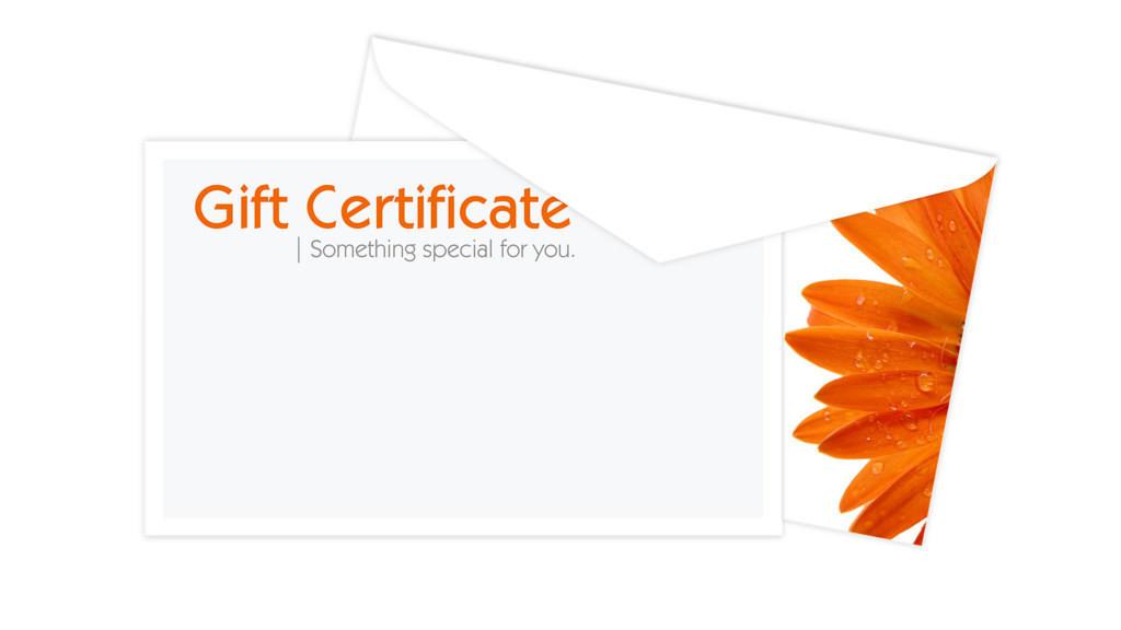 Ben's Beans Gift Certificate