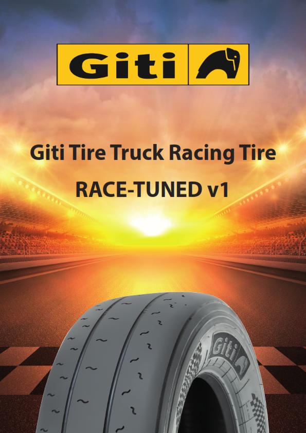 Giti Truck Race Tyre