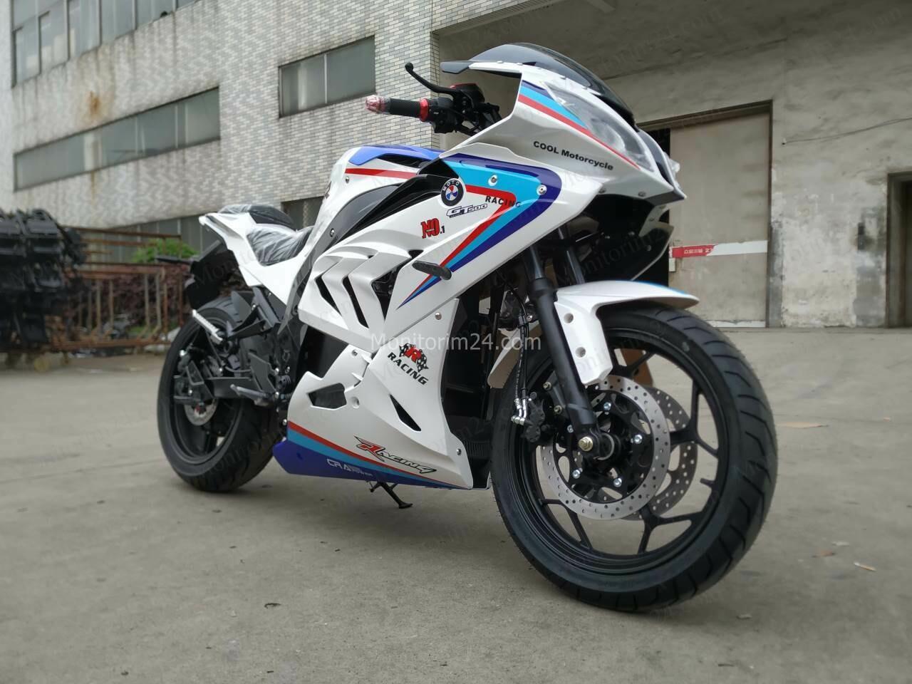Электромотоцикл S1000 RR