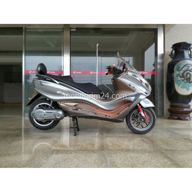 Электромотоцикл T20