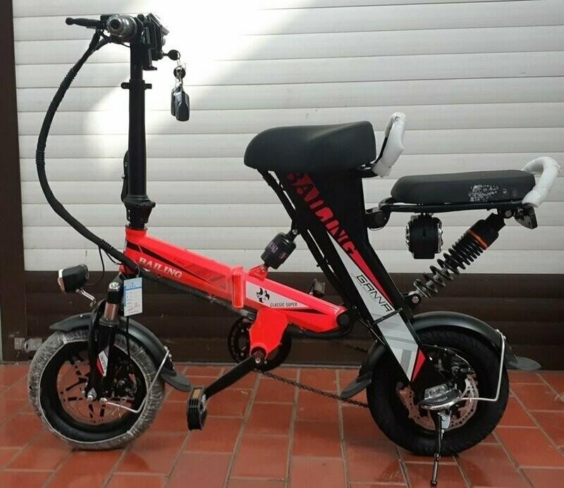 Электровелосипед Bailing