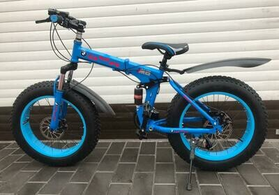 Велосипед M6